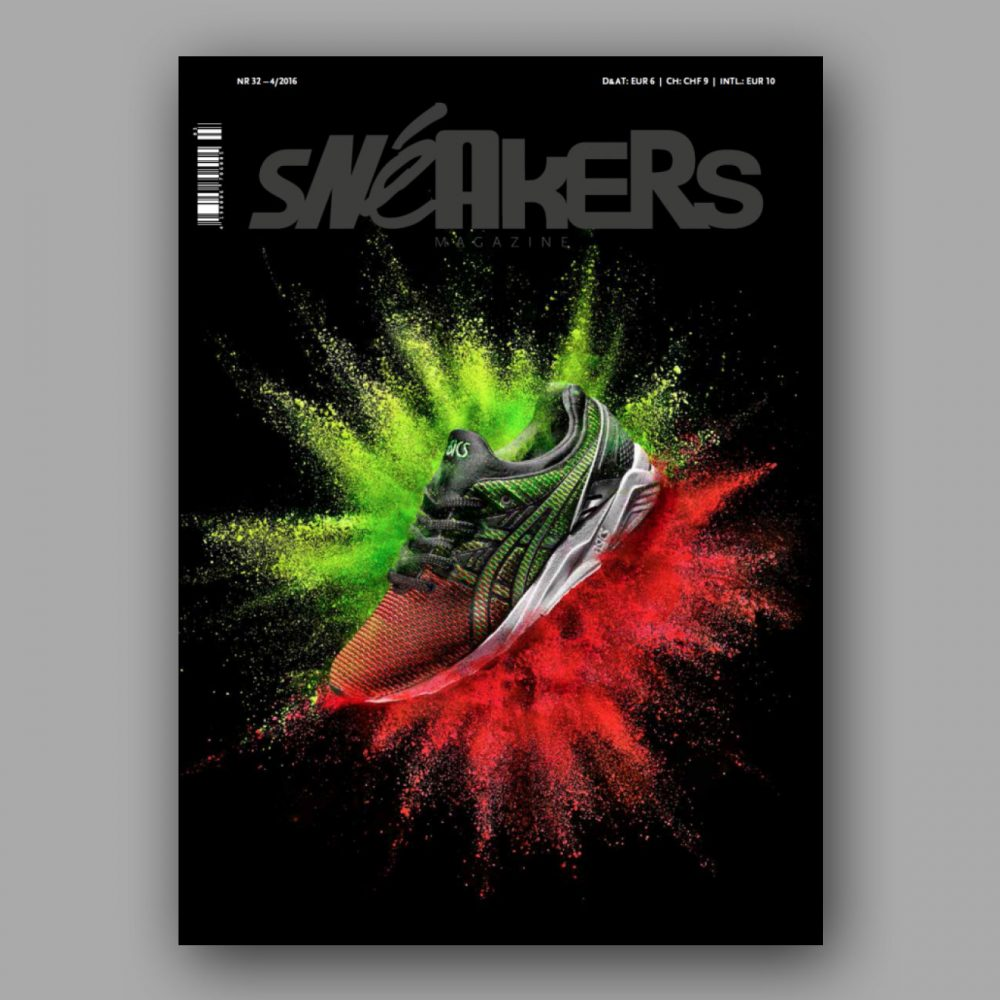 Sneakers Magazine Issue 32 - October 2016