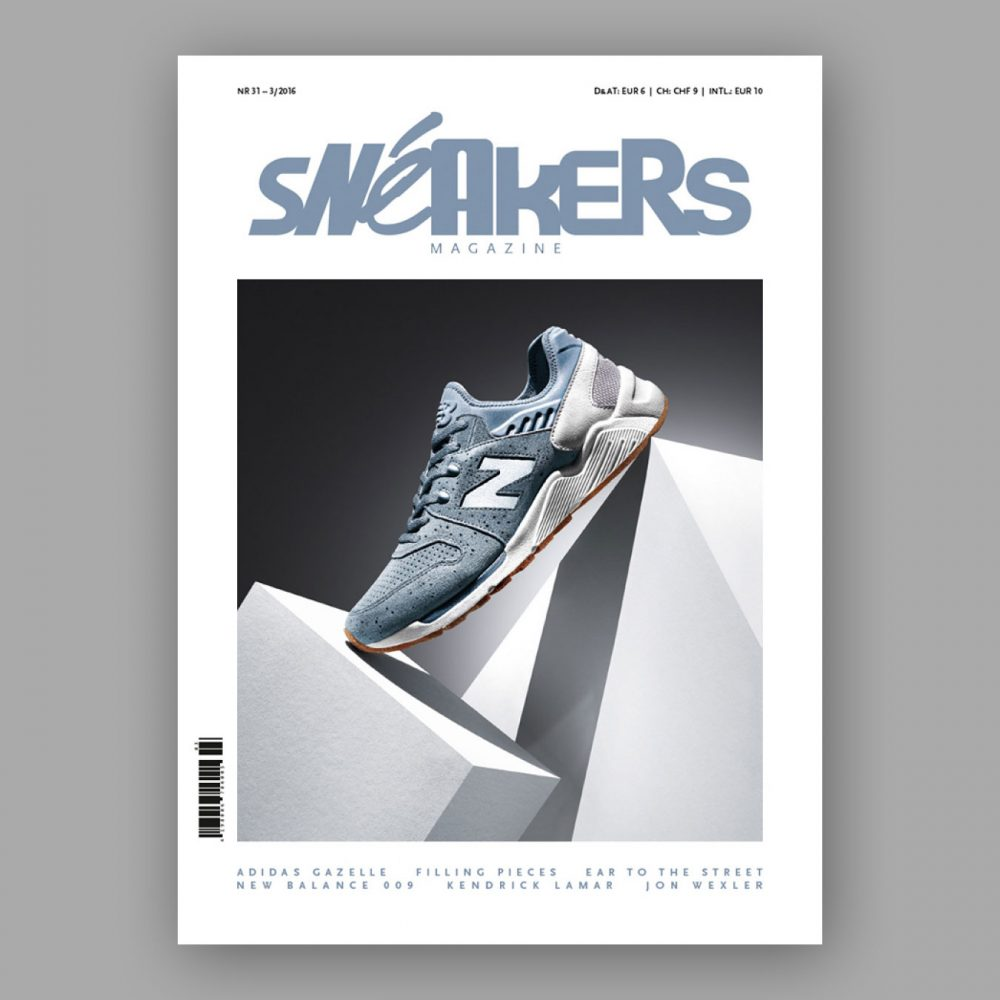 Sneakers Magazine Issue 31 - June 2016