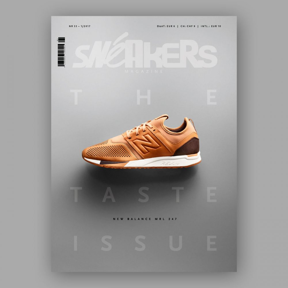 Sneakers Magazine Issue 33 - January 2017