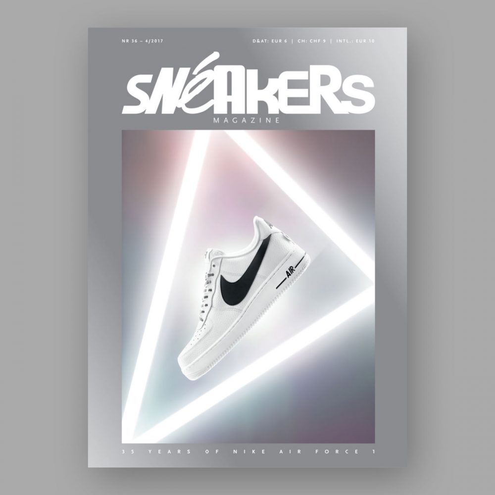 Sneakers Magazine Issue 36 - October 2017