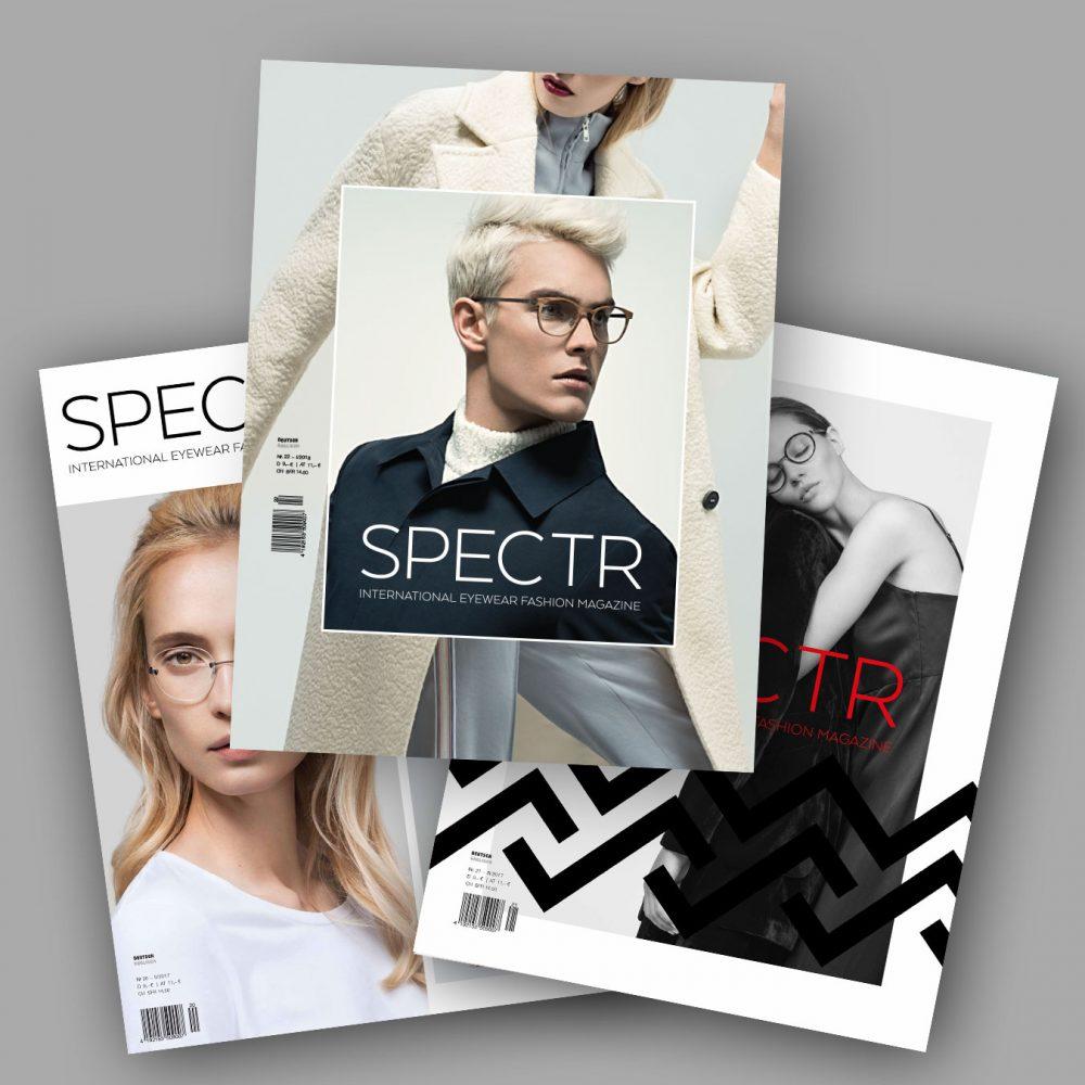 SPECTR Magazine Subscription