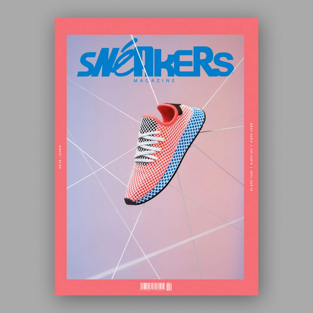 Sneakers Magazine Issue 38 - April 2018